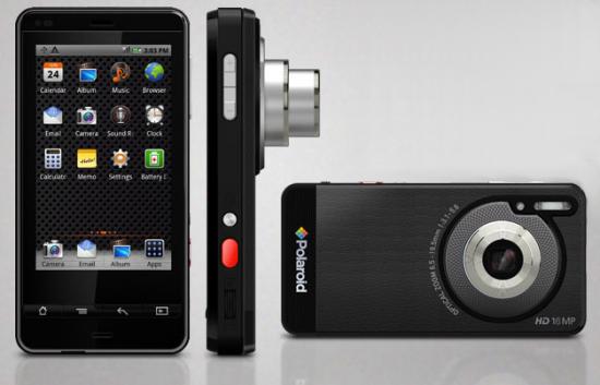 Polaroid SC1630 Smart Camera (Bild: Polaroid)