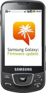 Wikitude auf Samsung Galaxy, Bild: Mobilizy