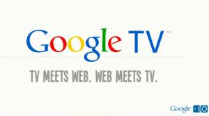 Google TV Vorstellung Google I/O