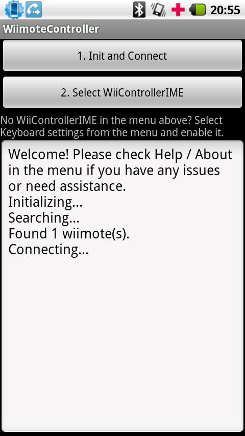 HowTo: Wiimote als Eingabegerät für Android nutzen – nodch de
