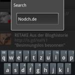 Tweetdeck Android Suche