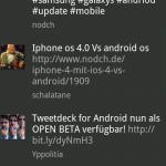 Tweetdeck Android Add Column