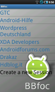 BBfoc Android Foren Client