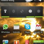 AppBrain Sync Widget