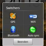 Switchers nach Facelift