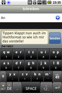 TouchPal für Android