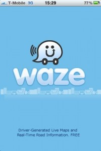 Waze Splash